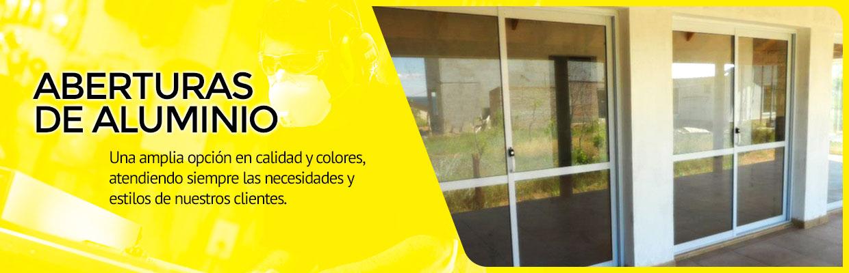 Metal rgica vm for Carpinterias de aluminio en argentina